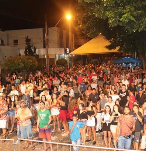 Veja como foi o encerramento do carnaval em Botelhos