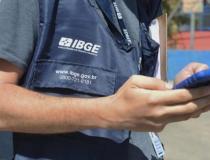 IBGE abre inscrições para recenseador