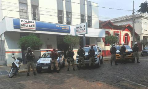 Confira operações da Polícia Militar durante o final de semana
