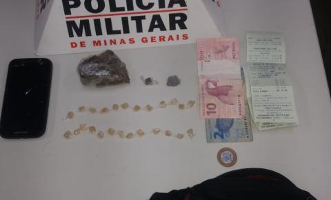 Homem é preso por tráfico de drogas em Botelhos