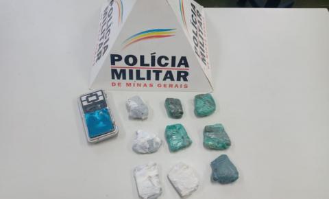 Polícia prende traficante em Palmeiral