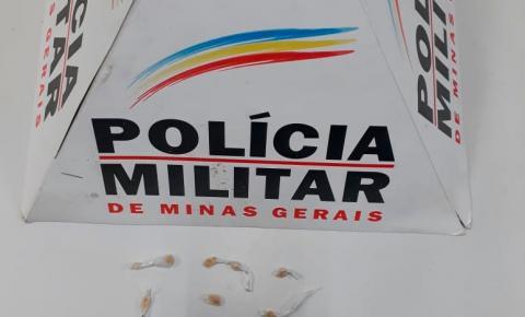 PM prende autores de tráfico em Botelhos